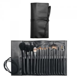 PF0183 16-pc make up brush set w/ bag