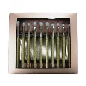 8323SF 10-Pc Makeup Brush Set