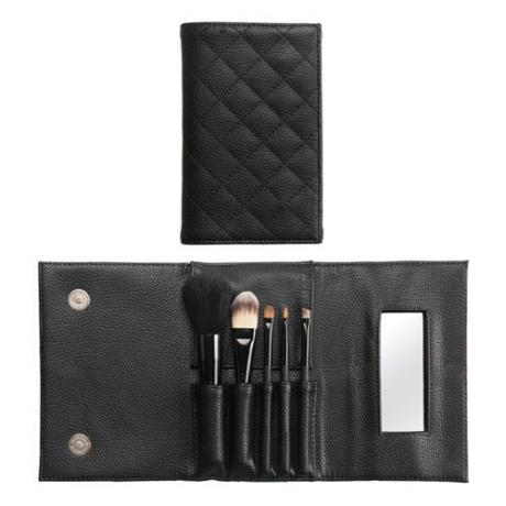 PF0123 5-pc make up brush set w/ bag