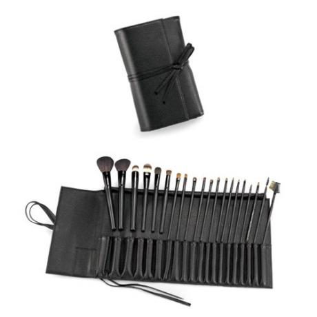 PF0117 20-pc make up brush w/ bag set