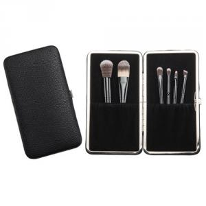PF0170LB-L 6-pc make up brush set w/ case