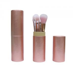 8306RG-L 5-pc make up brush w/ barrel set