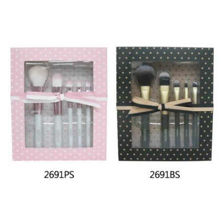 2691BS/PS 5-pc make up brush set